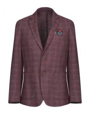 Пиджак ALLEGRI. Цвет: пурпурный
