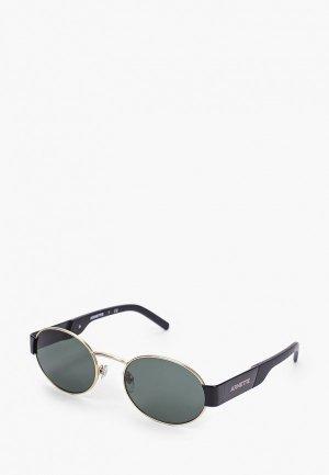 Очки солнцезащитные Arnette AN3081 727/71. Цвет: золотой