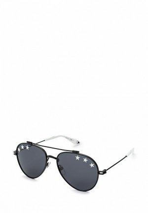 Очки солнцезащитные Givenchy GV 7057/STARS 807. Цвет: черный