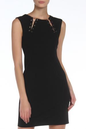 Платье Elisa Landri. Цвет: black