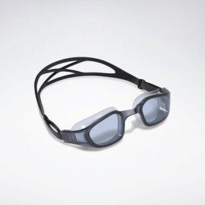 Очки для плавания SWIM U GOGGLES Reebok. Цвет: black