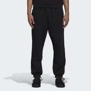Брюки Pharrell Williams Basics Originals adidas. Цвет: черный