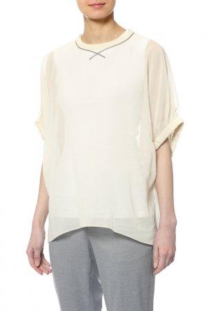Рубашка Brunello Cucinelli. Цвет: c110