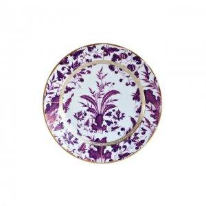 Салатная тарелка Prunus Bernardaud. Цвет: фиолетовый