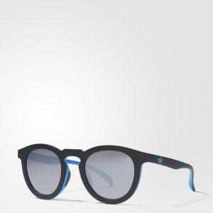 Солнцезащитные очки Originals adidas. Цвет: черный