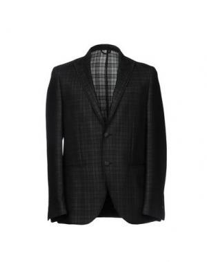 Пиджак MAISON LVCHINO. Цвет: стальной серый