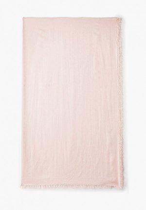 Палантин Hugo. Цвет: розовый