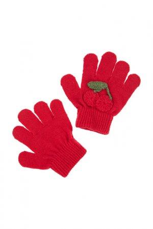 Перчатки PlayToday. Цвет: красный