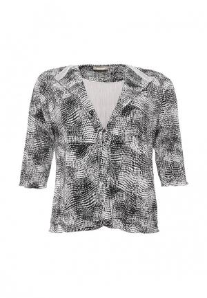 Блуза Bassini BA069EWRTJ68. Цвет: серый