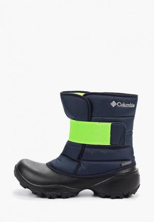 Дутики Columbia YOUTH ROPE TOW™ KRUSER 2. Цвет: синий