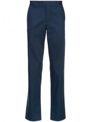 Классические однотонные брюки-чинос D'urban
