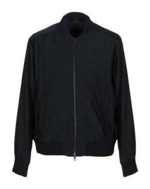 Куртка J. LINDEBERG. Цвет: темно-синий