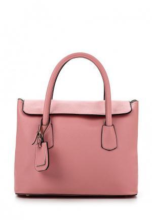 Сумка Dino Ricci. Цвет: розовый