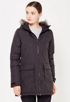 Куртка утепленная adidas W XPLORIC PARKA. Цвет: черный