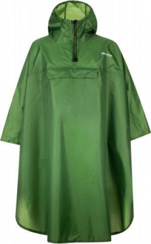 Дождевик , размер 46-52 Outventure. Цвет: зеленый