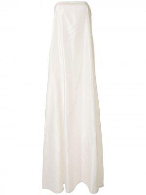 Свадебное платье Heaven Scent Macgraw. Цвет: белый
