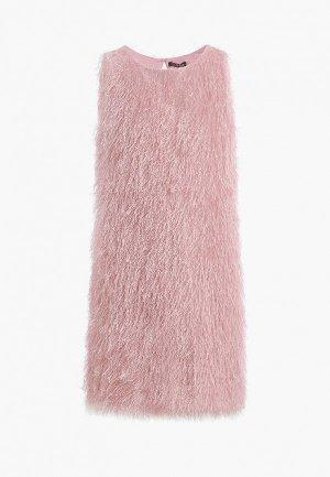 Платье Gulliver. Цвет: розовый