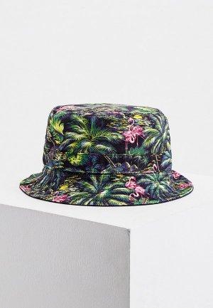 Панама Polo Ralph Lauren Tropicale Capsule. Цвет: разноцветный