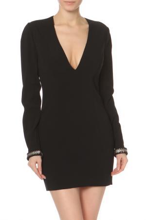 Платье DSquared2. Цвет: черный