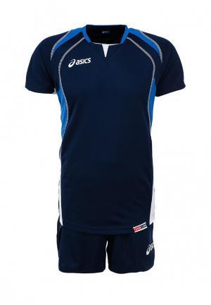Форма волейбольная ASICS SET OLYMPIC MAN. Цвет: синий