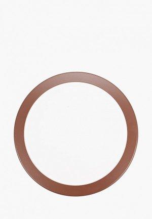Фоторамка Мастер Рио 37х37 см. Цвет: коричневый