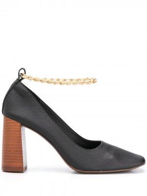 Block heel pumps Senso. Цвет: черный