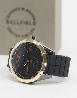 Мужские часы -Черный Bellfield
