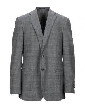 Пиджак CERRUTI 1881. Цвет: свинцово-серый