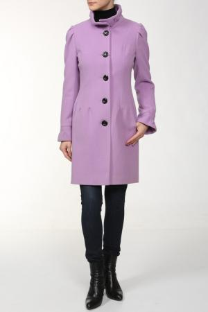 Пальто Elegant Ledy. Цвет: фиолетовый