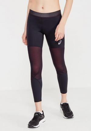Тайтсы ASICS BASELAYER 7/8 TIGHT. Цвет: черный
