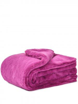 Одеяло Shirley Apparis. Цвет: фиолетовый