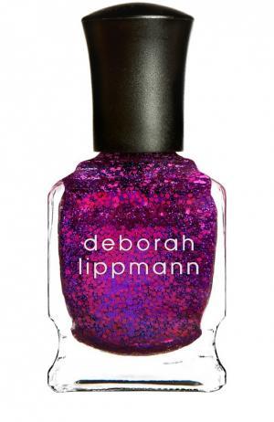 Лак для ногтей Flash Dance Deborah Lippmann. Цвет: бесцветный
