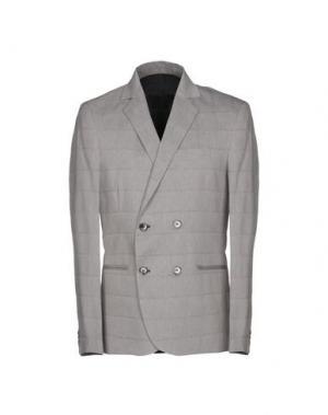 Пиджак STILOSOPHY INDUSTRY. Цвет: серый