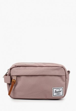 Косметичка Herschel Supply Co Chapter Carry On. Цвет: розовый