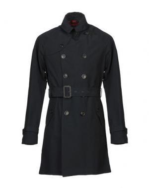 Легкое пальто BARACUTA. Цвет: темно-синий