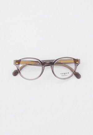 Оправа Vogue® Eyewear VO5332 2820. Цвет: серый