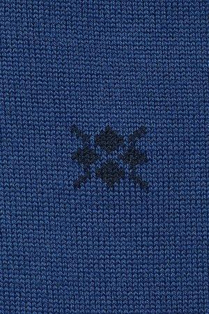 Носки Leeds Burlington. Цвет: голубой