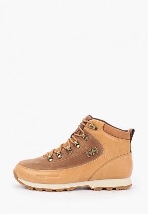Ботинки Helly Hansen W THE FORESTER. Цвет: коричневый