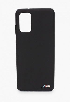 Чехол для телефона BMW Galaxy S20+, M-Collection Liquid silicone Black. Цвет: черный