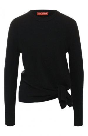 Кашемировый пуловер Altuzarra. Цвет: черный