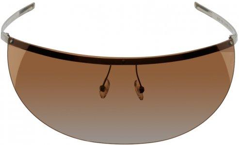 Brown Nº20 O.kayers Sunshield Sunglasses Bless. Цвет: brown