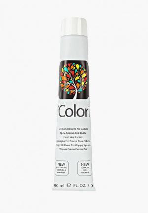 Краска для волос KayPro iColori светло матовый блондин, 90 мл. Цвет: желтый