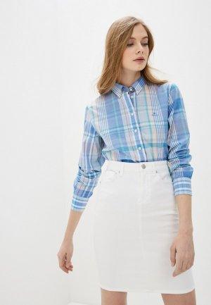 Юбка джинсовая Gant. Цвет: белый