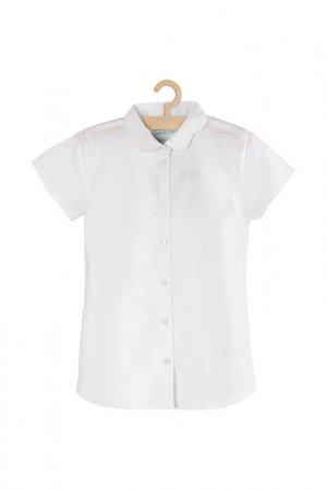 Рубашка для девочек 5.10.15.. Цвет: белый