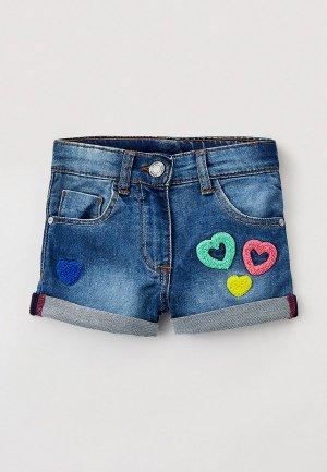 Шорты джинсовые Losan. Цвет: синий