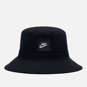 Панама Futura Nike. Цвет: чёрный