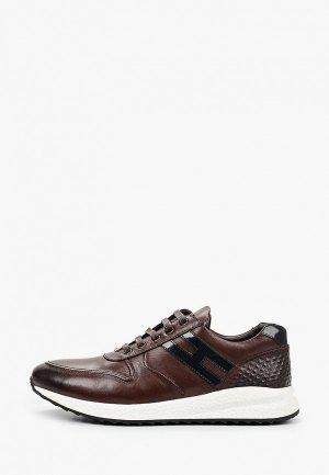 Кроссовки Franco Bellucci. Цвет: коричневый