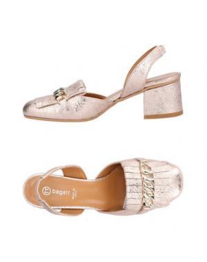 Туфли BAGATT. Цвет: розовый