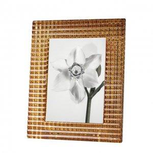 Рамка для фотографии Baccarat. Цвет: золотой