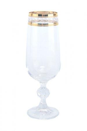 Фужеры для шампанского 180 мл Bohemia. Цвет: прозрачный